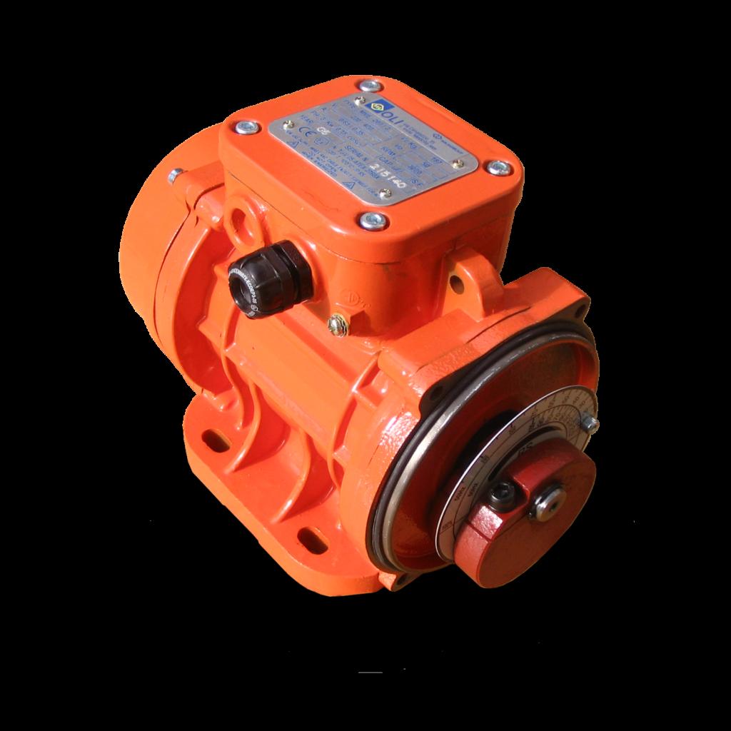 Elektrische Vibrationsmotoren MVE