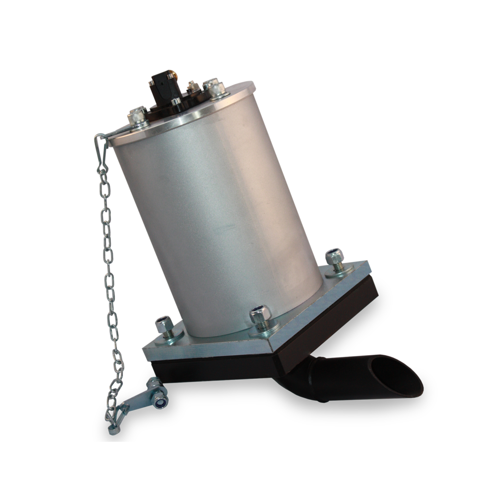 Druckluft-Kanonen